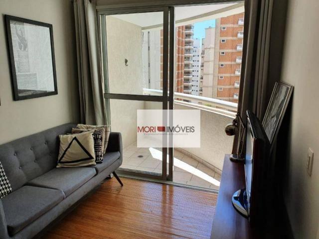 Apartamento com 1 dormitório à venda, 60 m²- Perdizes - São Paulo/SP - Foto 13