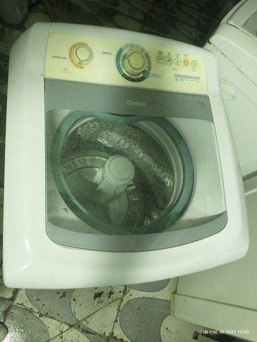 Máquina de lavar roupa Consul facilite 11kg revisada e com garantia - Foto 3