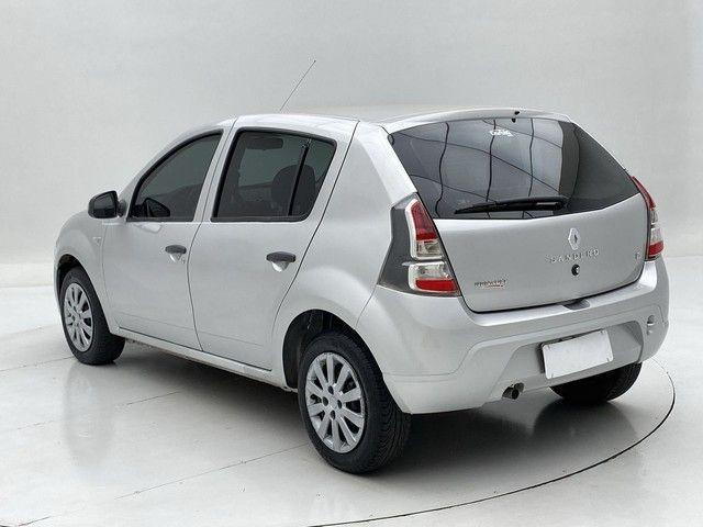 Renault SANDERO SANDERO Expression Hi-Flex 1.6 8V 5p - Foto 5