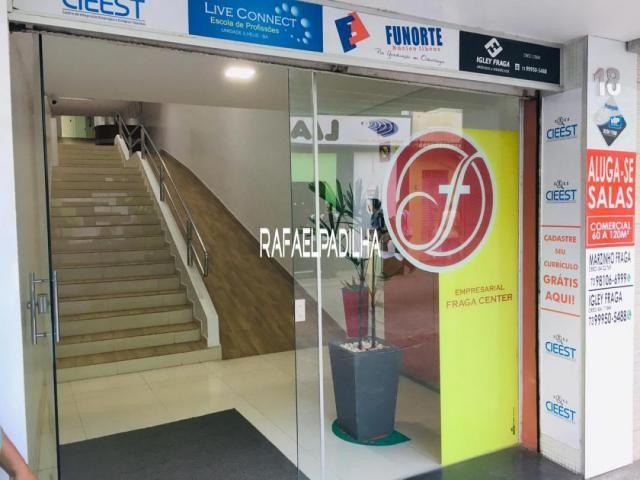 Sala comercial, com dois banheiros e copa - Foto 2