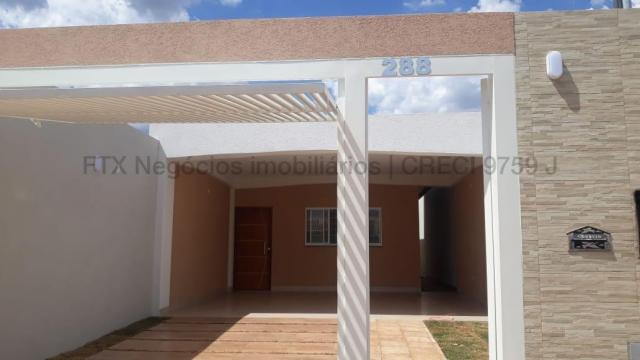 Casa à venda, 1 quarto, 1 suíte, Jardim Tijuca - Campo Grande/MS - Foto 2