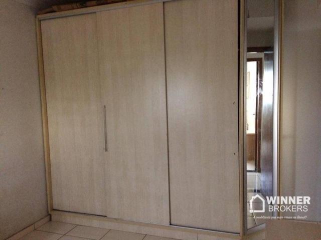 Ótimo apartamento mobiliado à venda no centro de Cianorte! - Foto 3