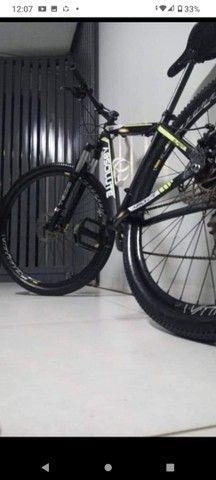 Bicicleta Aro 29 absolute, quadro 19, bom estado - Foto 2
