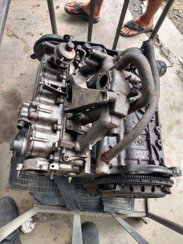 Motor e caixa de macha  - Foto 2