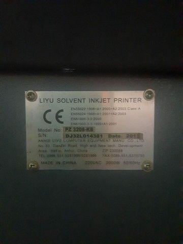 Impressora Ploter Solvente - Maxima 3.20 - Foto 3