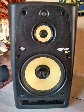 Monitores de áudio Krk Rokit Ativos - Foto 3
