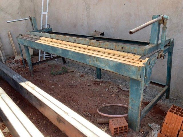 Dobradeira de chapa galvanizada 3M - Foto 3