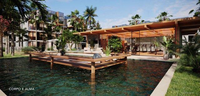 O melhor 4 suítes na beira mar com 175m² e piscina privativa II Muro Alto - Foto 8