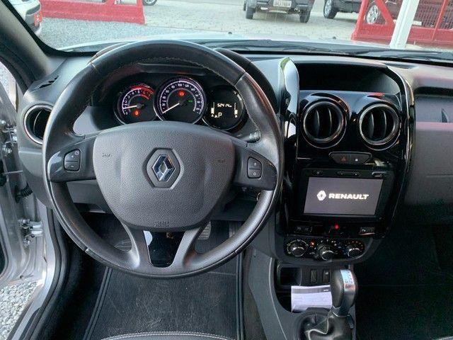 Renault Oroch 2.0 Dynamic Automático 2020 - Foto 10
