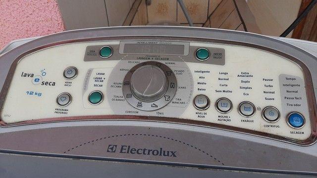 Máquina lava e seca 12 kilos Electrolux  - Foto 2