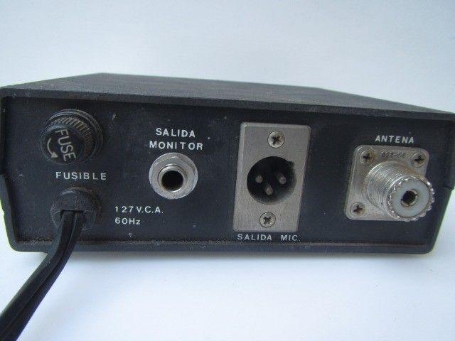 Receptor VHF Vox WR-60 - Foto 4