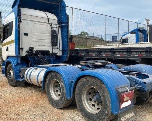 Caminhão R 510 Scania - 2018/2019 - Foto 4