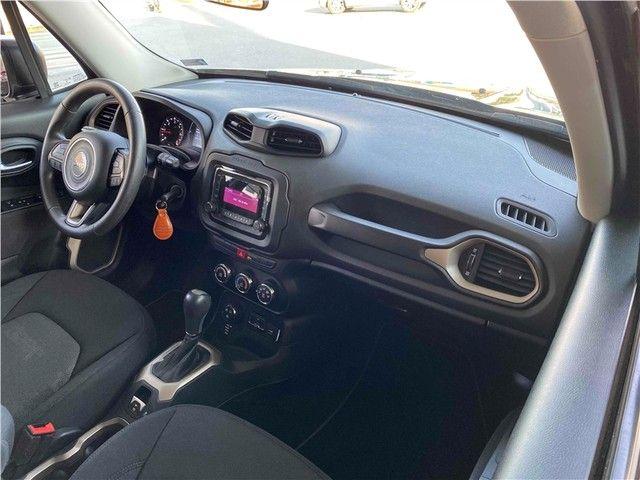 Jeep Renegade 2018 2.0 16v turbo diesel custom 4p 4x4 automático - Foto 6