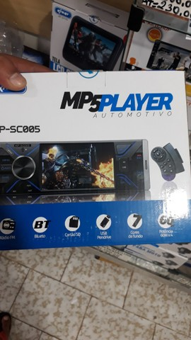 som automotivo mp5 player - Foto 2