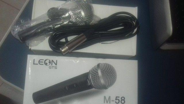 Microfone m58 - Foto 3