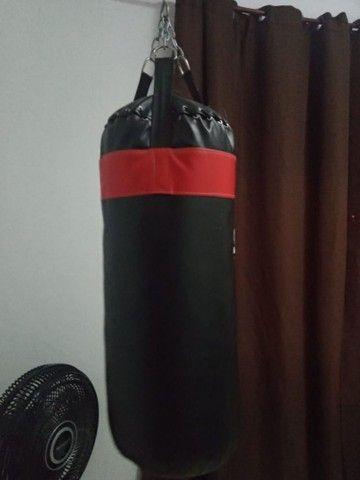 Vendo conjunto de saco de box  - Foto 2