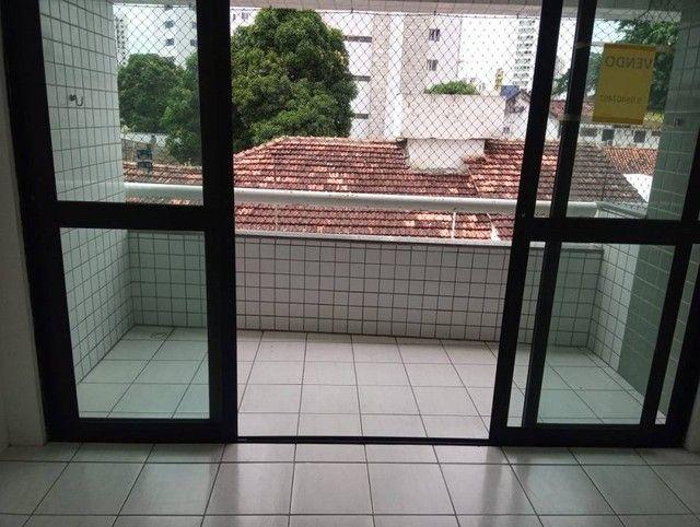 Apartamento para venda possui 100 metros quadrados com 3 quartos em Graças - Recife - PE - Foto 7