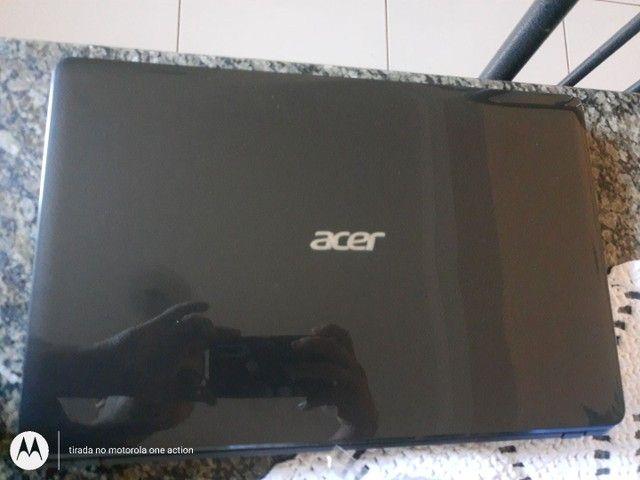Notebook Acer, excelente configuração ! - Foto 5