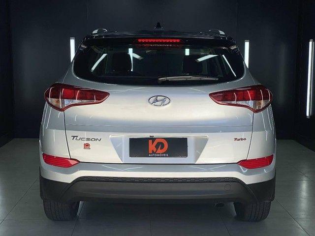 Hyundai Tucson 1.6 Turbo GL AT - Foto 4