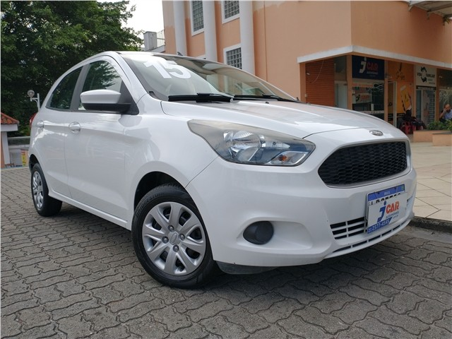 Ford Ka 2015 1.5 se 16v flex 4p manual - Foto 2