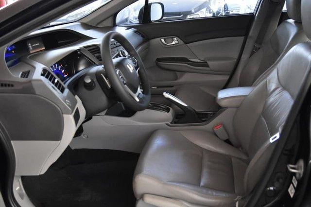 Honda CIVIC LXR 2.0 16V FLEX AUT. - Foto 8