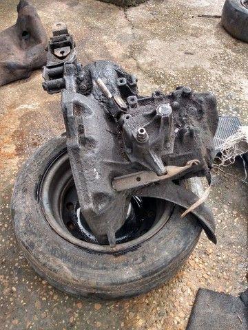 Motor e caixa de macha  - Foto 3