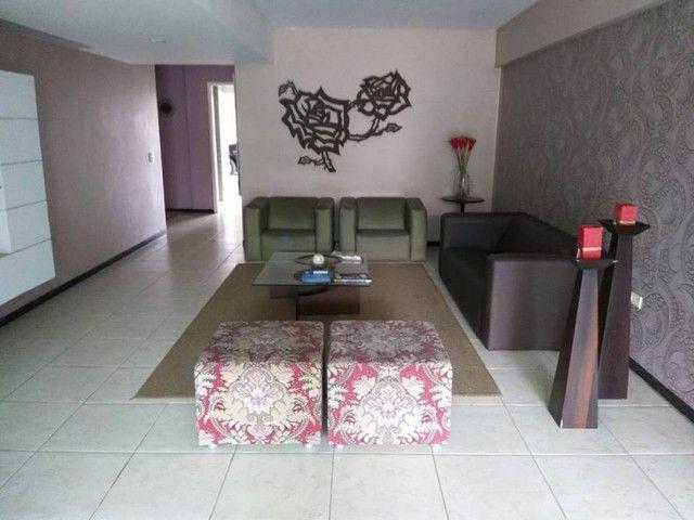 Apartamento para venda possui 100 metros quadrados com 3 quartos em Graças - Recife - PE - Foto 3