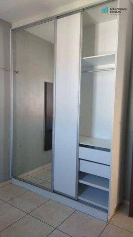Apartamento com 2 dormitórios para alugar, 44 m² por R$ 809,00/mês - Vila Velha - Fortalez - Foto 17