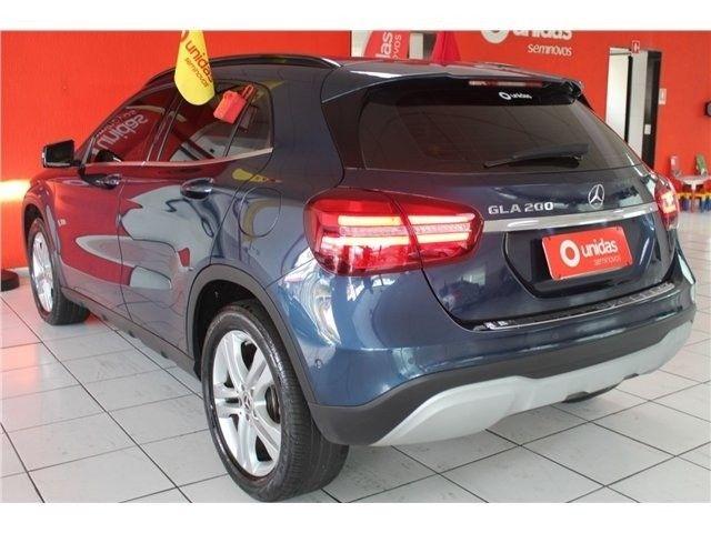 Mercedes Bens 2020 Gla 200 1.6 automatica Style Impecavel, unico dono, condiçao unica - Foto 8