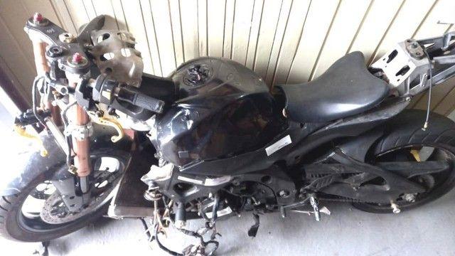 Moto Para Retirada De Peças/sucata Suzuki Srad 1000 Ano 2008 - Foto 2