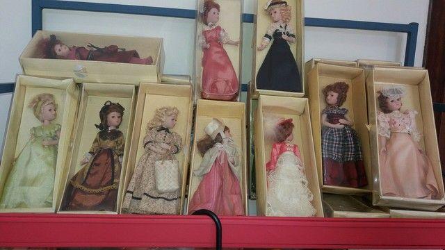 damas de epoca..porcelana..+ livro ediçao completo - Foto 3