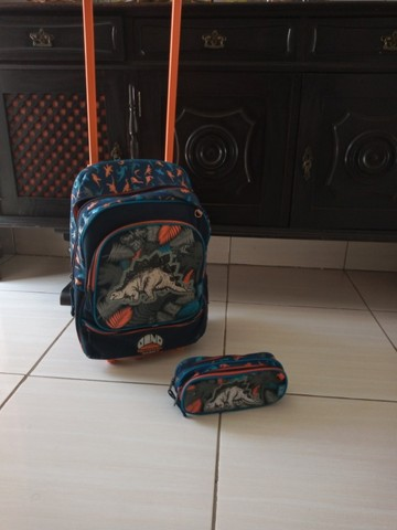 Mochila escolar infantil - Foto 2
