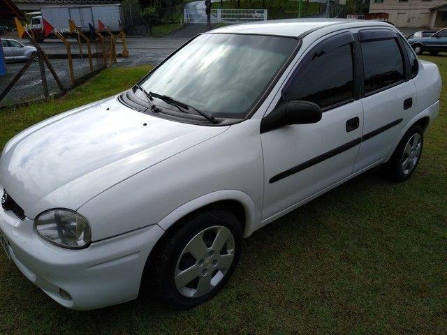 GM Corsa clássico 1.6 completo 2003, valor 13.800,00 - Foto 5