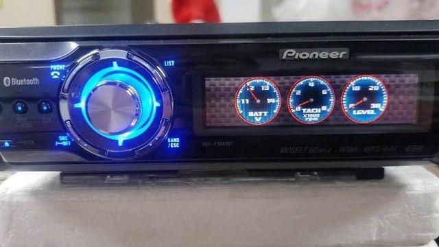 Rádio Pioneer deh9880 bt