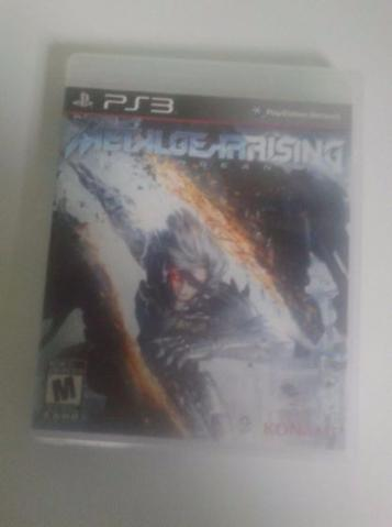Metal Gear Rising V/T