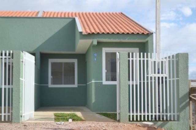 Casa com estrutura para sobrado - Imobiliária Pazini - Foto 6