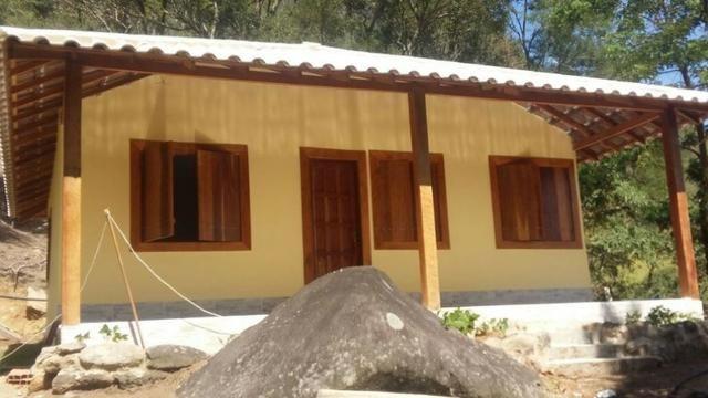 Sana / chácara em condomínio rural com piscina natural - Foto 5
