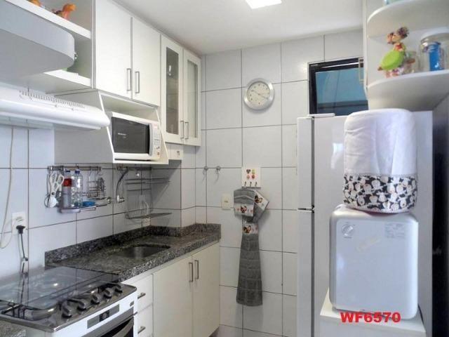 Cygnus, apartamento 3 quartos, 2 vagas, próximo Whashington Soares, Luciano Cavalcante - Foto 8