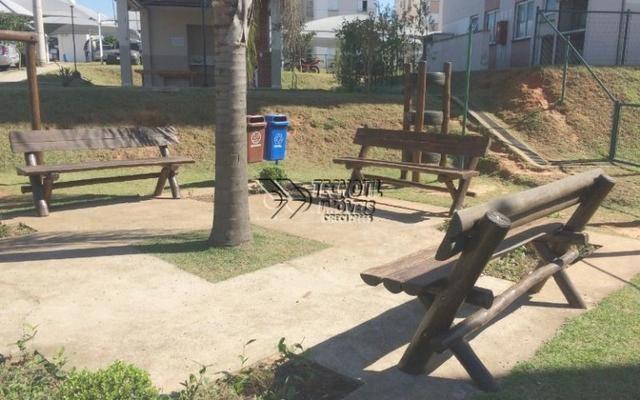 Apartamento no Condomínio Residencial Pq. das Colinas, Hortolândia divisa Bairro Parque Sã - Foto 3