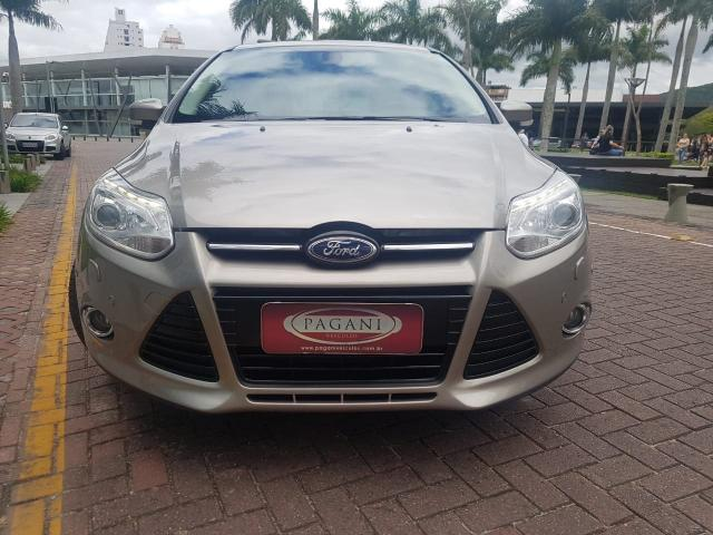 Ford focus 2014/2014 2.0 titanium sedan 16v flex 4p powershift - Foto 5
