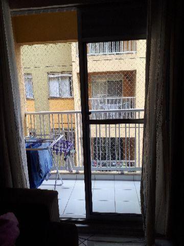 Apartamento no sítio cercado