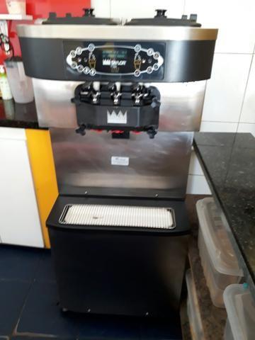 Máquina de sorvete Taylor 2015