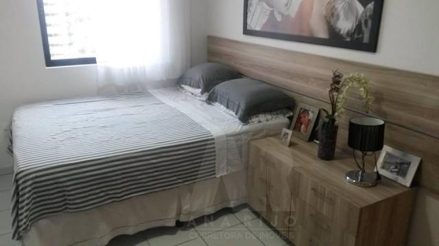 Apartamento à venda com 3 dormitórios em Jatiúca, Maceió cod:165 - Foto 6