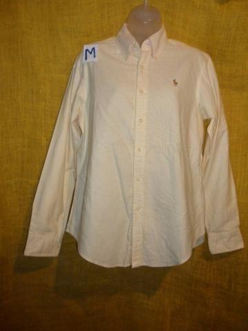 Camisa amarela feminina Ralph lauren original tam M - Roupas e ... 8e7e2c78915