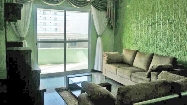 Apartamento para alugar, 141 m² por r$ 3.500,00/mês - canto do forte - praia grande/sp - Foto 3