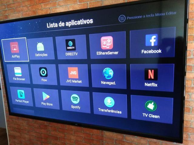 Smart tv jvc 50 full hd