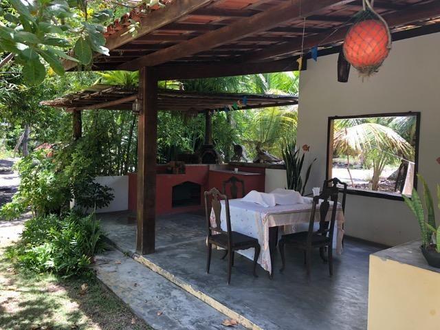 Casa paradisíaca - Baia de Camamu - Ilha do Contrato - Foto 12