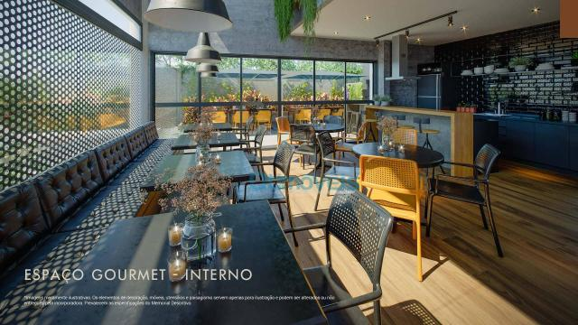 Apartamento com 3 dormitórios à venda, 73 m² por R$ 539.000 - Ecoville - Curitiba/PR - Foto 11