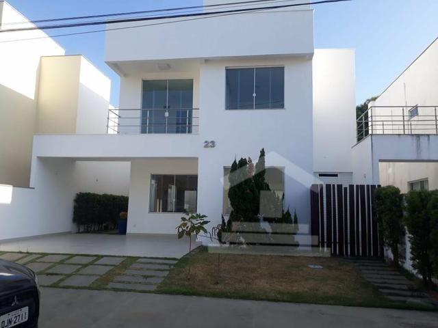 LF - Casa duplex em condomínio no Araçagy / Fino acabamento / 3 suítes
