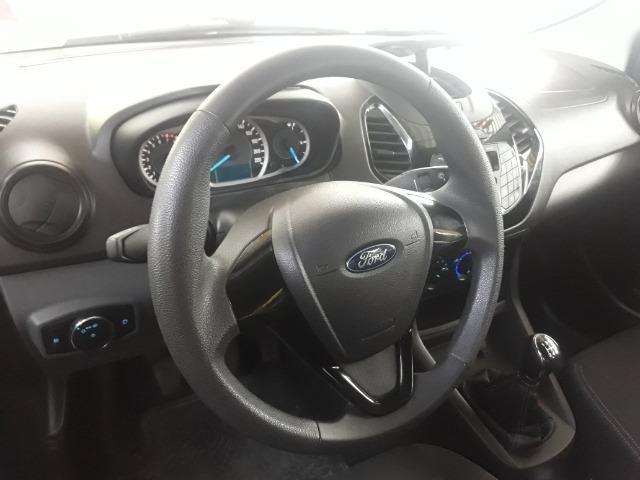 Vendo Ford Ka Se 1.5 Completo + GNV 5.G°e IPVA 2019 Grátis - Foto 4